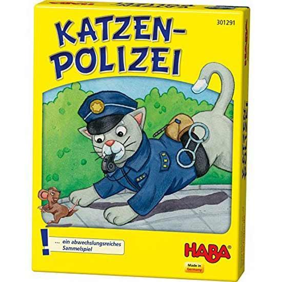 Kinderspiel Katzenpolizei - Foto von Haba