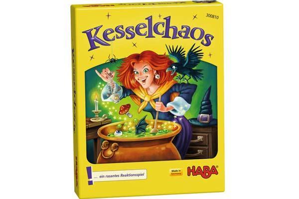 Kinderspiel Kesselchaos - Foto von Haba