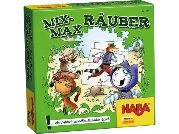 Kinderspiel Mix-Max-Räuber - Foto von Haba
