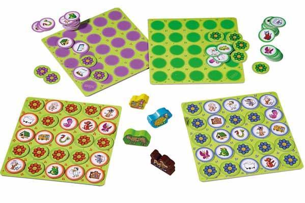 Bingo - Ratzfatz - Foto von Haba