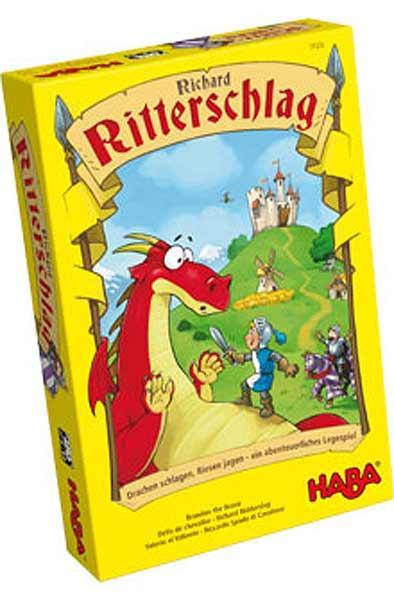 Kinderspiel Richrad Ritterschlag - Foto von Haba