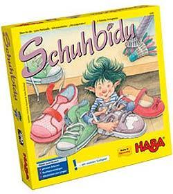 Schuhbidu - Kinderspiel - Foto von Haba
