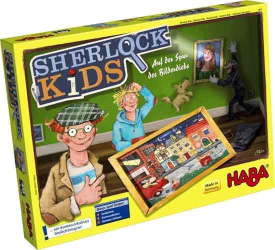 Sherlock Kids - Kinderspiel ab 5 Jahren - Foto von Haba