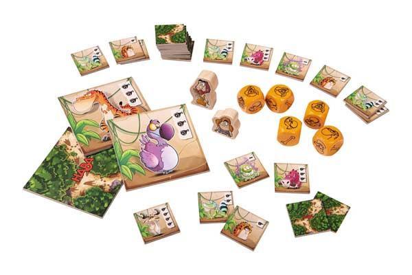 Kinderspiel Ugah Ugah! - Foto von Haba