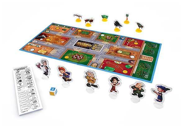 Cluedo Junior - Foto von Hasbro