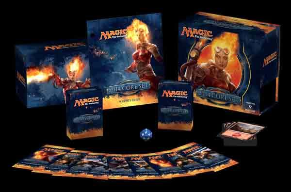Magic The Gathering  - Hauptset 2014 - Copyright Wizards Of The Coast
