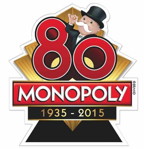 80 Jahre Monopoly - Foto von Hasbro