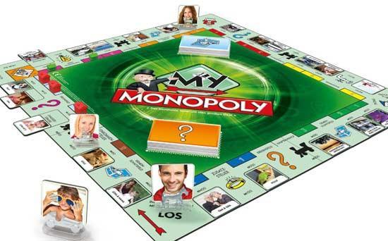 My Monopoly Spielszene - Foto von Hasbro
