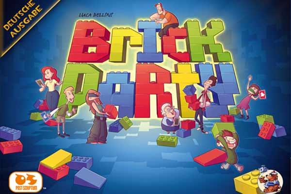 Brick Party - Foto von Heidelberger Spieleverlag