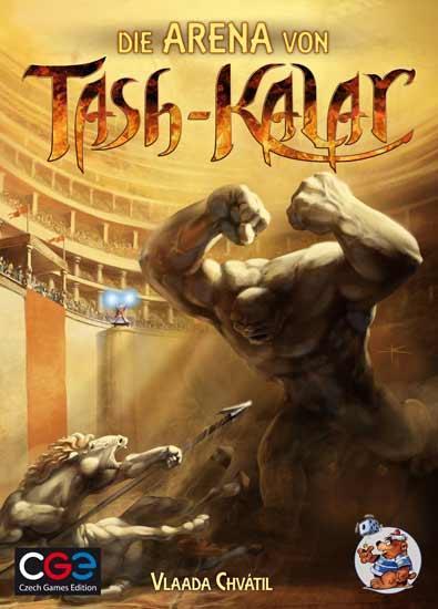 Brettspiel Die Arena von Tash-Kalar - Foto von Heidelberger - CGE
