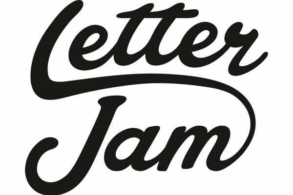 Letter Jam - Logo - Foto von CGE