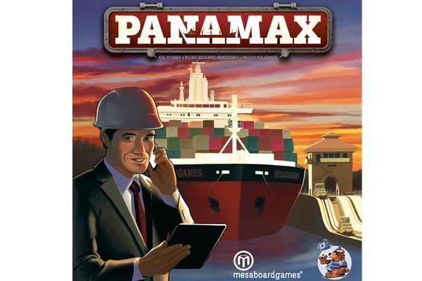 Brettspiel Panamax - Foto von Heidelberger Spieleverlag