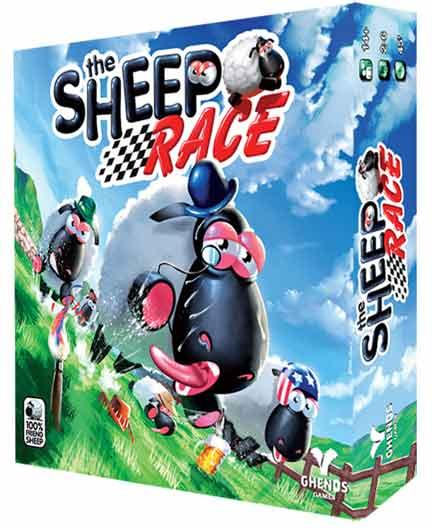 Sheeprace von Ghenos Games