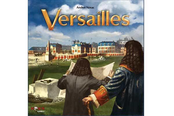 Brettspiel Versailles - Foto von NSKN Games