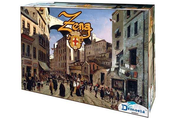 Zena 1814 - Foto von Heidelberger Spieleverlag