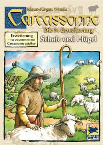 Carcassonne - Schafe und Hügel - Foto von Hans im Glück