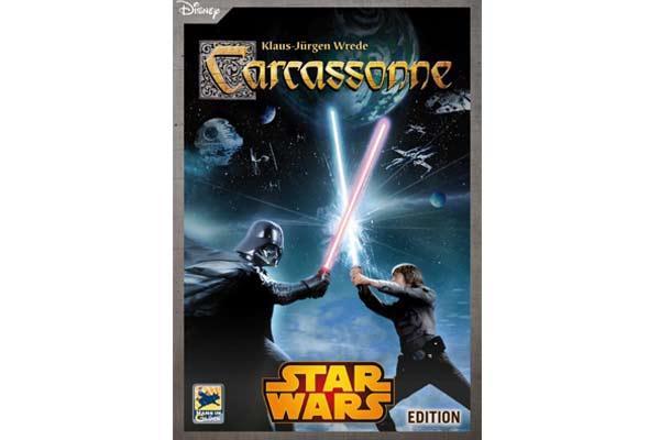 Carcassonne: Star Wars Edition - Foto von Hans im Glück