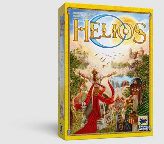 Stategiespiel Helios - Foto Hans im Glück