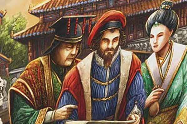 Marco Polo II: Im Auftrag des Khan - Ausschnitt - Foto von Hans im Glück