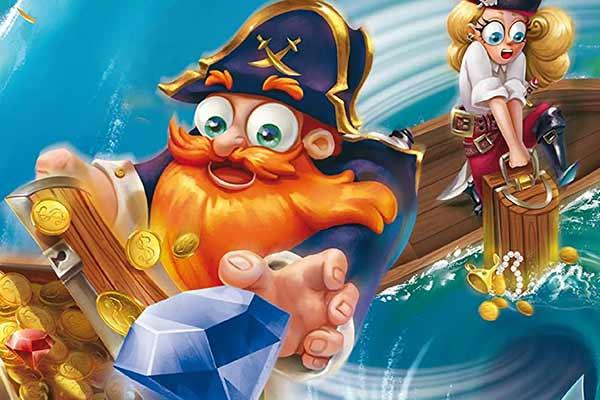 Bermuda Pirates - Ausschnitt - Foto vun HUCH