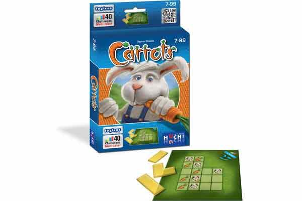 Logikspiel Carrots - Foto Huch and friends