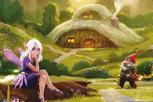 Fairy Trails - Ausschnitt - Foto von HUCH