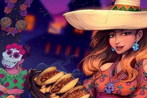 Fiesta Mexicana - Ausschnitt - Foto von HUCH