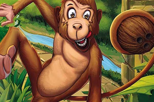 Funky Monkey - Ausschnitt - Foto von HUCH!