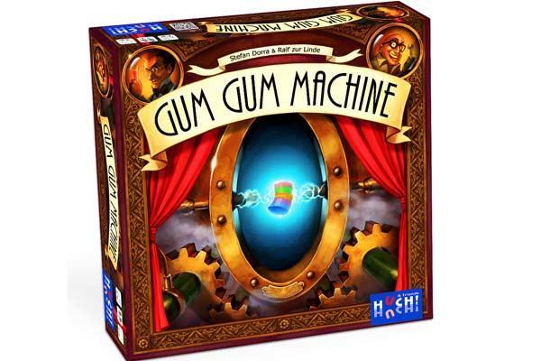 Gum Gum Machine - Foto von Huch! & Friends