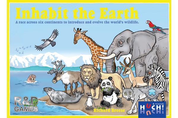 Inhabit The Earth - Foto von Huch & Friends