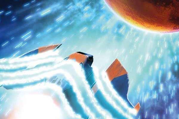 Jump Drive - Ausschnitt - Foto von Pegasus Spiele