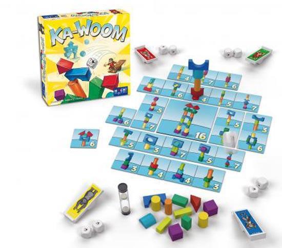 Spiel Ka-Boom - Foto von Huch and friends