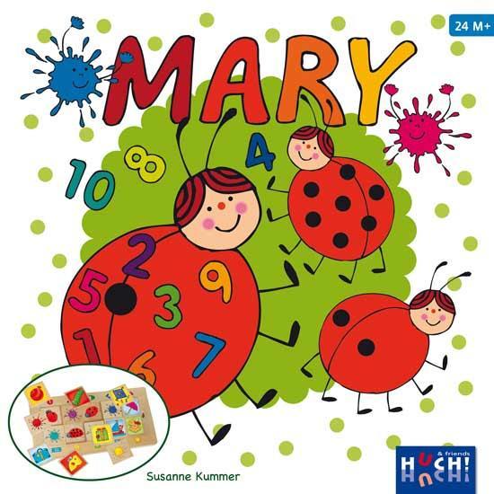 Kinderspiel Mary - Foto von Huch and friends