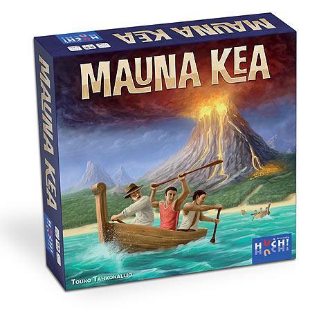Brettspiel Mauna Kea - Foto von Huch and friends