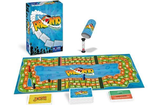 Partyspiel Pronto - Foto von Huch! & Friends