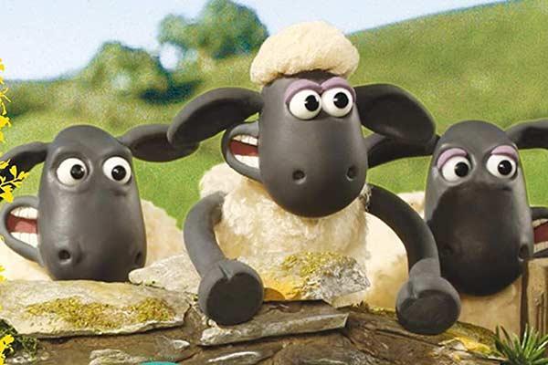 Shaun das Schaf: Wo stecken Shaun & Co.? - Ausschnitt - Foto von HUCH