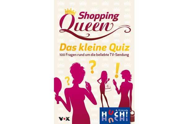 Shopping Queen -  Das kleine Quiz - Foto von Huch & Friends