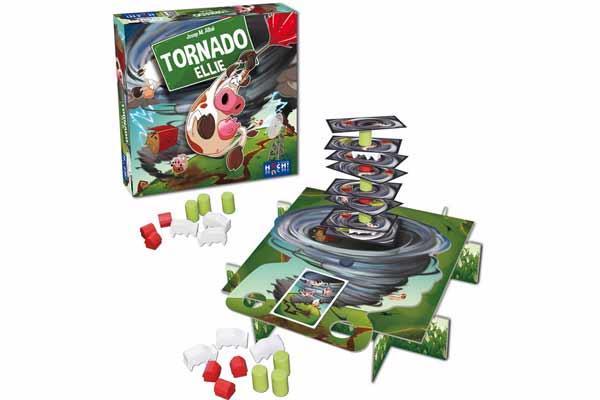 Kinderspiel Tornado Ellie - Foto von Huch & Friends