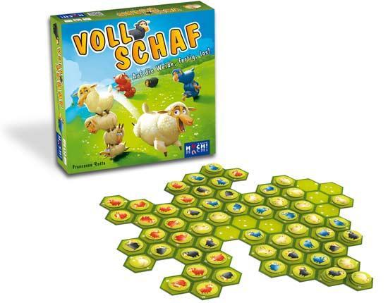 Familienspiel Voll Schaf - Foto von Huch and friends