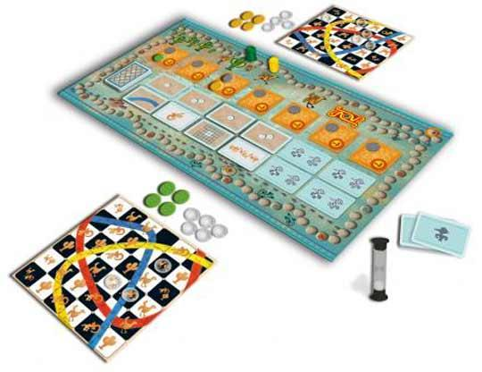Xalapa - Brettspiel - Foto von Huch and friends