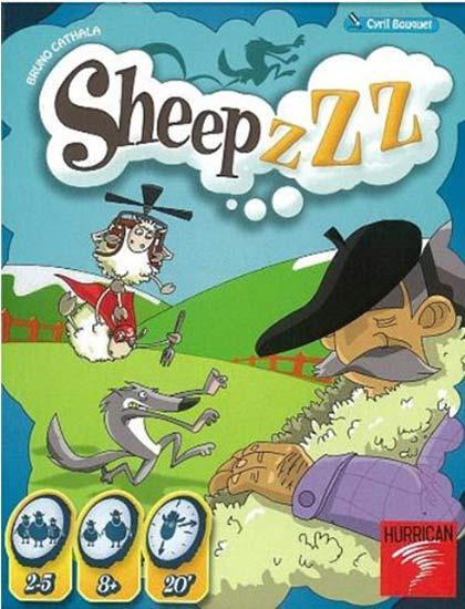 Familienspiel Sheepzzz - Foto von Hurrican