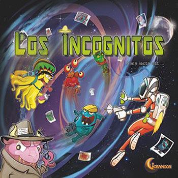 Los Incognitos - Gesellschaftsspiel - Foto von Igramoon
