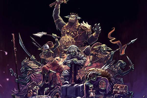 Fantasy-Spiel Pact - Ausschnitt - Foto von Irongames