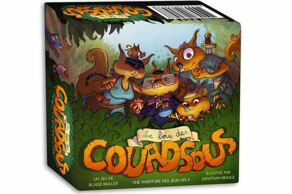 Le Bois des Couadsous - Foto von Jeux Opla