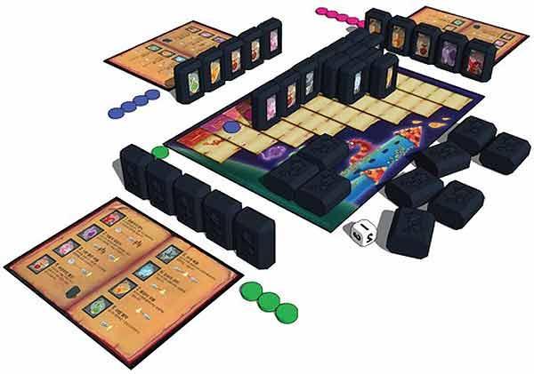 Gesellschaftsspiel Abraca ... What? - Foto von Korea Boardgames