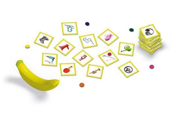 Spielsituation Alles Banane - Foto von Kosmos