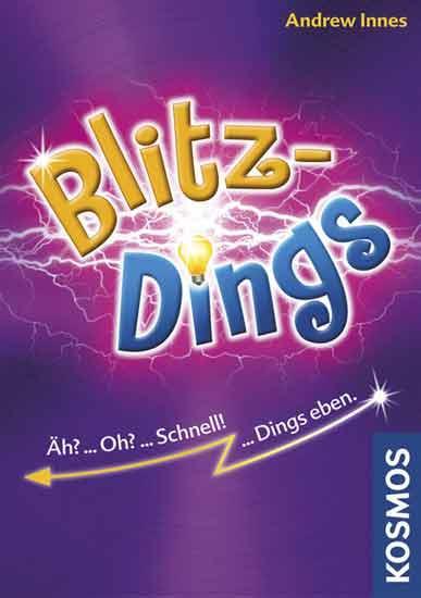 Gesellschaftsspiel Blitz-Dings - Foto von Kosmos