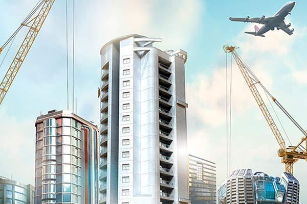 Cities Skylines: Das Brettspiel - Ausschnitt - Foto von Kosmos