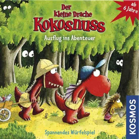 Der kleine Drache Kokosnuss - Ausflug ins Abenteuer - Foto Kosmos