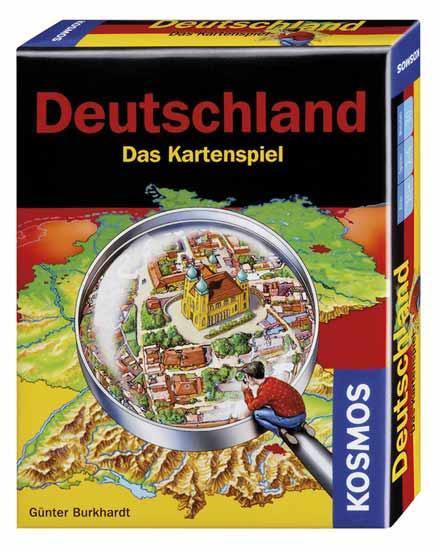 Kartenspiel Deutschland - Foto von Kosmos